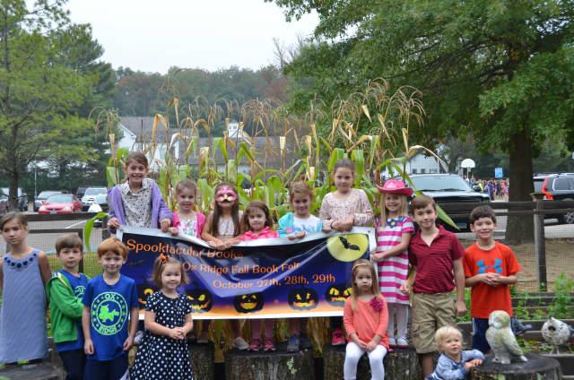 Ox Ridge School is hosting their annual fall book fair Oct. 27-29.