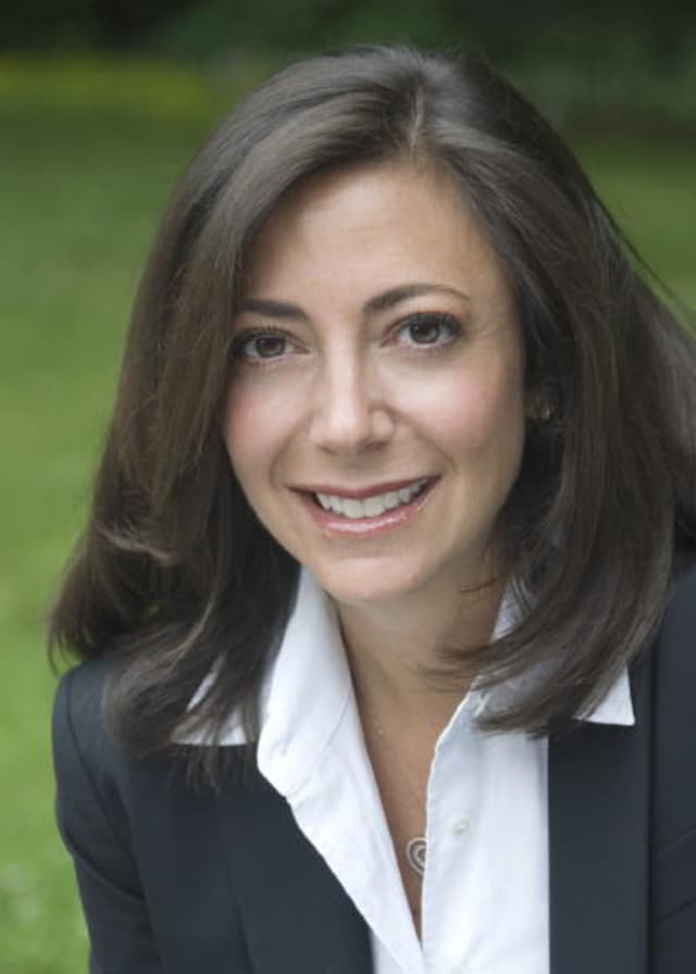 First Selectwoman of Weston Gayle Weinstein is scheduled to emcee the Stride Together Walkathon on Nov. 2