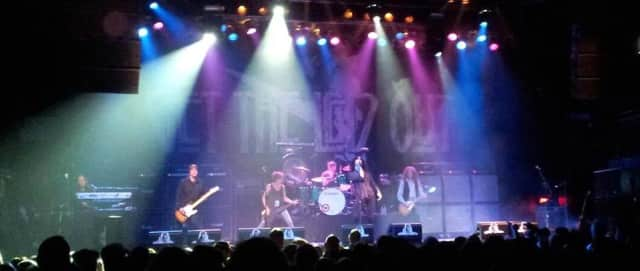 Led Zeppelin tribute band, Get The Led Out, will perform at the Ridgefield Playhouse on Nov. 7.