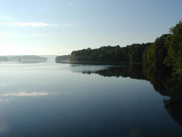 Connecticut was rated best in water quality by Wallethub.