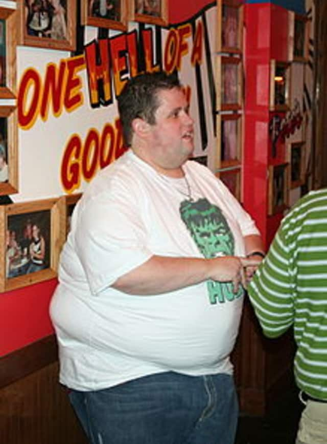 Comedian Ralphie May will perform at the Ridgefield Playhouse on Nov. 9.