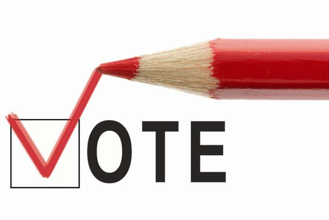 The League of Women Voters of New Castle urges residents to vote on Tuesday, Nov. 4.