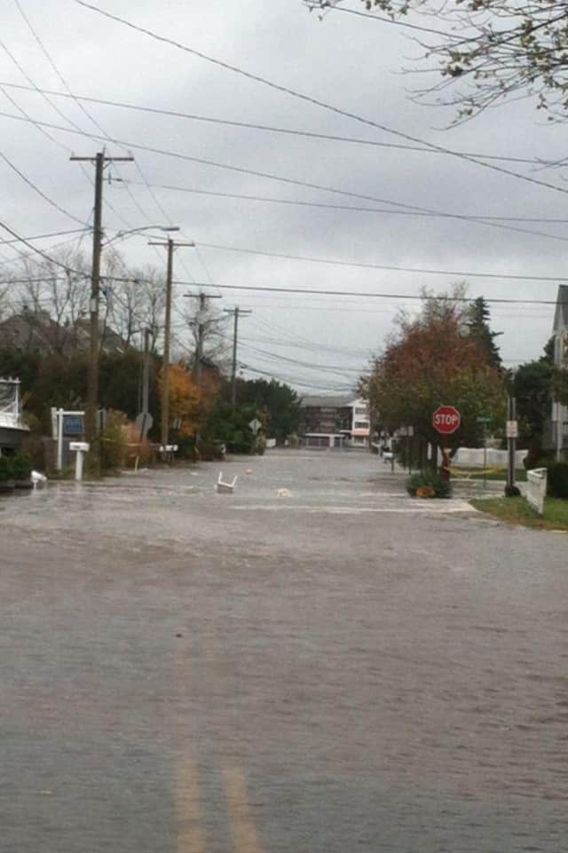 Hurricane Sandy struck Fairfield County in 2012.