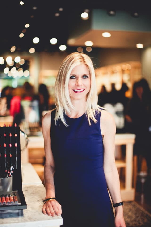 Marla Malcolm Beck, CEO and co-founder of Bluemercury.