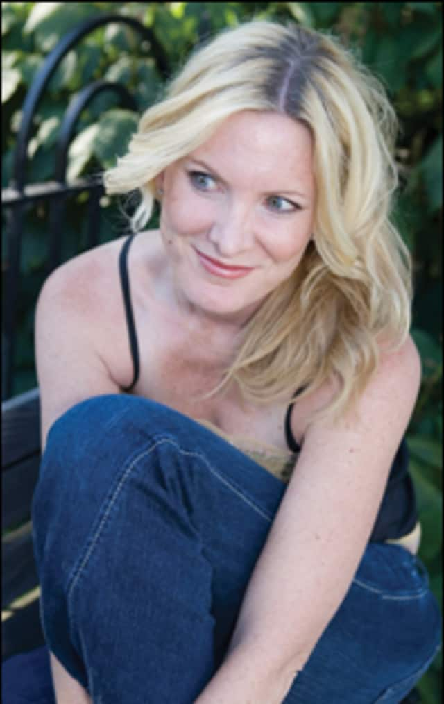 """Jessica Hendy stars as Wendy in """"Wendy's Shadow,"""" coming to the Irvington Town Hall Theater."""
