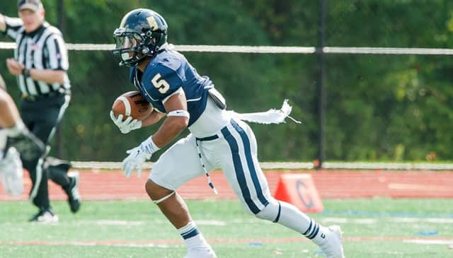 Pace athletics recognized 10 seniors for their contributions to the football program.