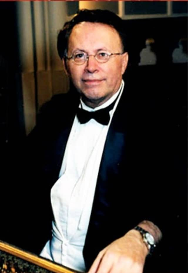 """Music director Tony Newman, a noted composer, will premiere """"On the Planets for Viola and Piano"""" on Wednesday, Nov. 12."""