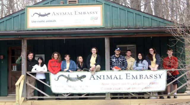 Animal Embassy will entertain kids at the Early Childhood Fair in Danbury.