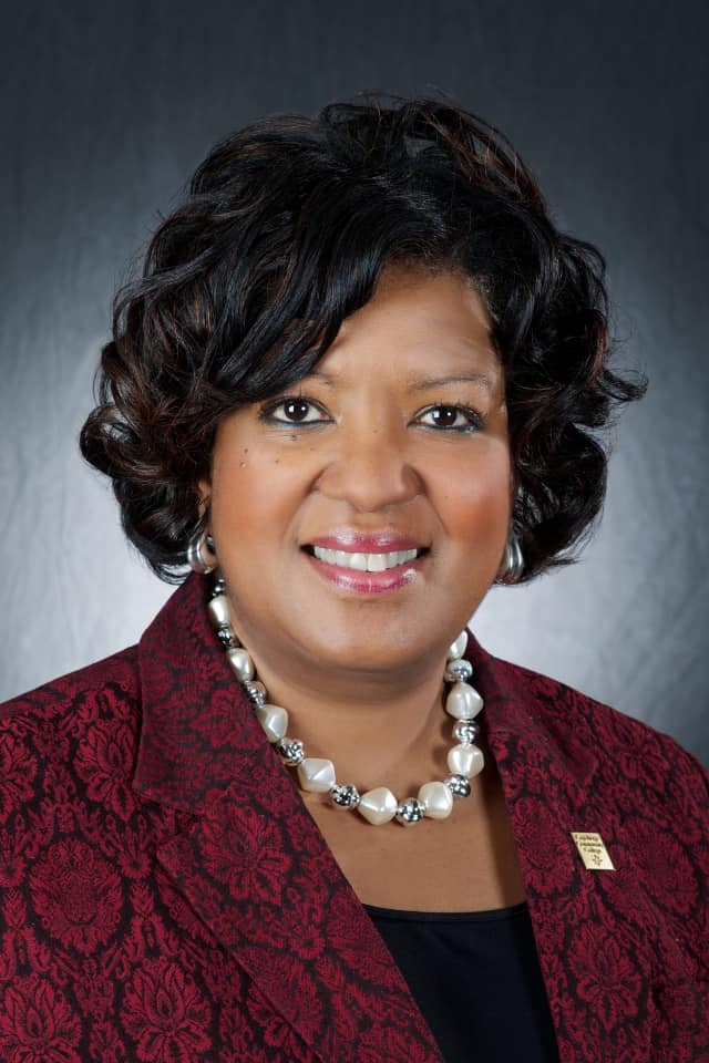 Newly named WCC president Dr. Belinda S. Miles is an administrator at Cuyahoga Community College in Cleveland.