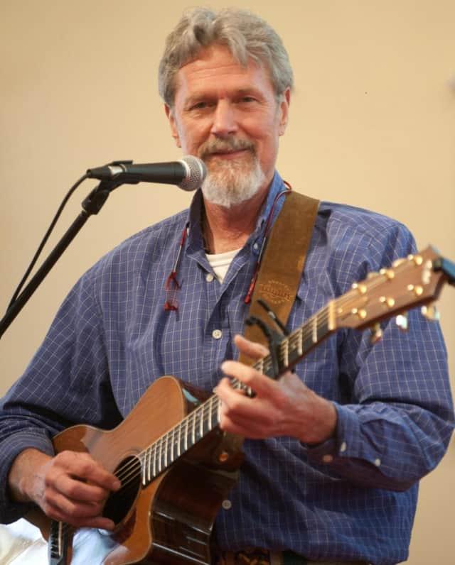 Musician John Farrell will entertain kids at the Early Childhood Fair in Danbury.