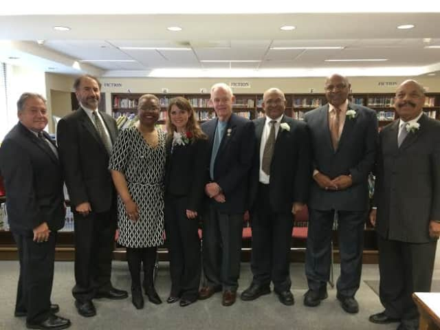 Members of various clergies throughout Westchester and the Port Chester school district met to discuss issues and opportunities.