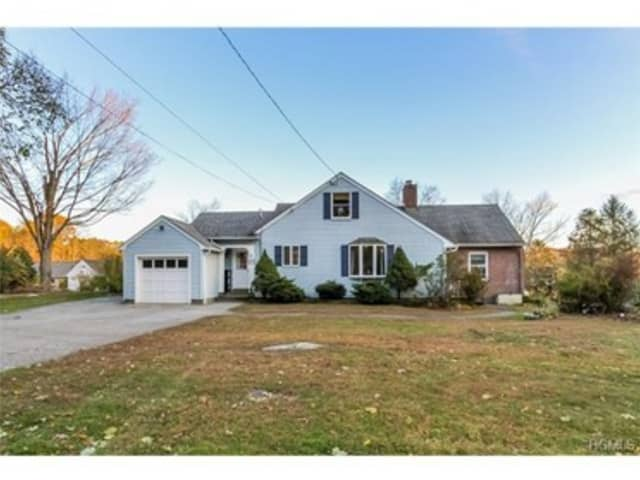 This house at 7 Sun Valley Heights Road in North Salem is open for viewing on Sunday.
