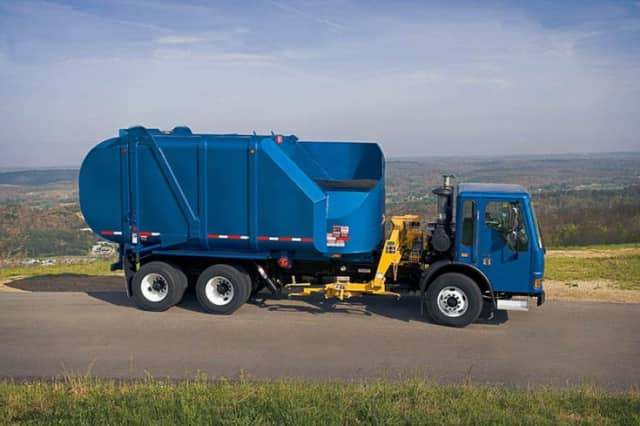 Greenburgh will now have side-arm garbage trucks in various areas throughout town.