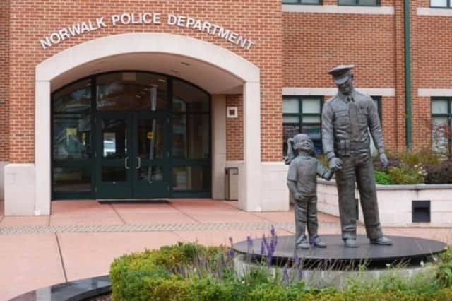 The headquarters of the Norwalk Police Department.