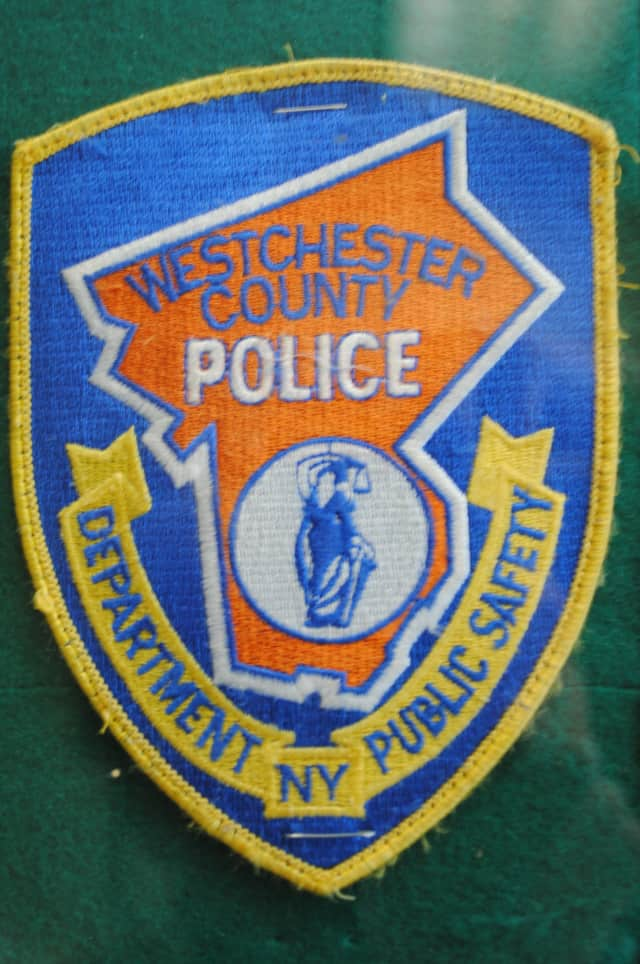 Westchester County Police said a Peekskill woman was detained after a traffic stop revealed she had four active warrants.