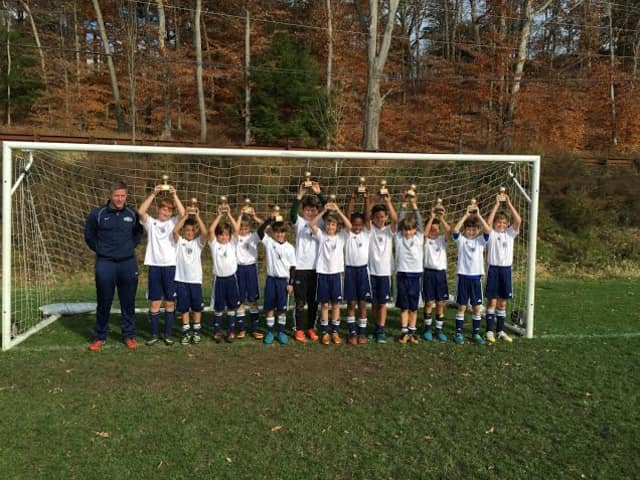 The Wilton under-11 boys soccer team, which won the Connecticut Cup, added a co-championship in the Connecticut Junior Soccer Association. The team finished the season undefeated.