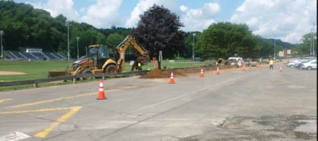 Yankee Gas has finished construction of its 3.5-mile natural gas pipeline in Wilton, weeks before it was scheduled to be completed.