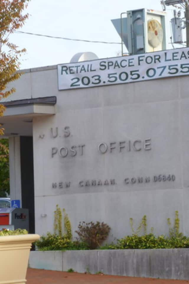 New Canaan officials are still looking for a new permanent home for the Post Office.