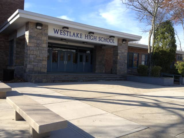 Voting is until 9 p.m. at Westlake High School will