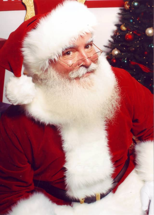 Santa Clause is coming to Cross County Shopping Center.