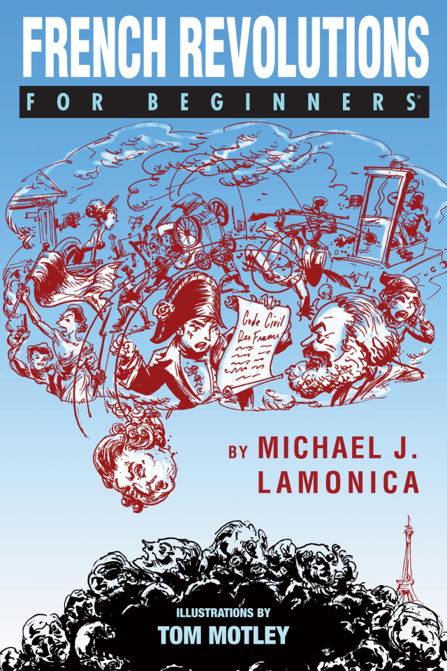 """""""The French Revolutions for Beginners"""" will be released on Nov. 18."""