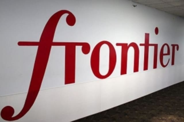 Frontier Communications is based in Norwalk.