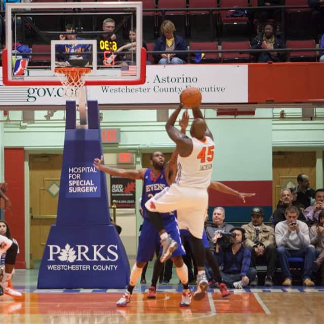 The Westchester Knicks will be helping My Sisters' Place.
