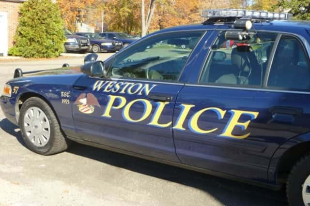 Weston Police are investigating vehicle break-ins.
