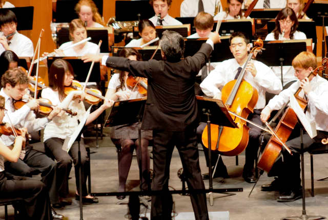 Hoff-Barthelson has had a 20-year relationship with the New York Philharmonic.