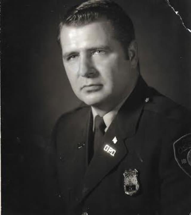 Former Ossining Police Chief James John Krebser