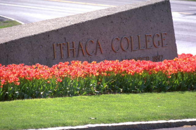 Wilton native Melissa Hersch was inducted into the Oracle Honor Society at Ithaca College.