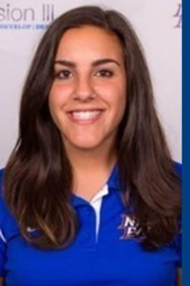Alex Gallo, a graduate of Hendrick-Hudson and a resident of Cortlandt Manor, scored the go-ahead goal for SUNY New Paltz in a 6-3 win over Keene State in an NCAA field hockey playoff game on Wednesday.