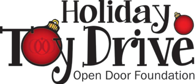 The Open Door Foundation began its annual toy drive this week.