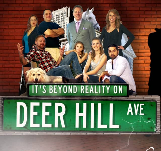 """The Ridgefield Playhouse will screen the first three episodes of """"Deer Hill Avenue,"""" which is set in Danbury, on Tuesday, Nov. 18."""