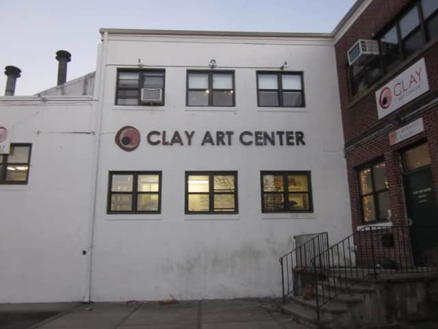 The Clay Art Center will hold a free workshop on Dec. 6 for Port Chester residents.
