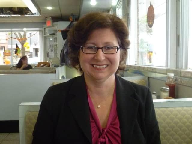 County Legislator MaryJane Shimsky