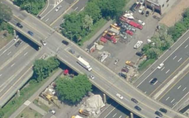 Construction on the Ashford Avenue Bridge will cause closures in the immediate area.