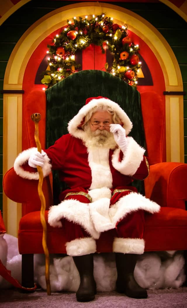 "Santa Claus will make his annual appearance at CityCenter Danbury's annual ""Light The Lights"" celebration, set for Nov. 29."