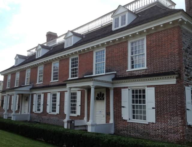 Philipse Manor Hall is an historic site.