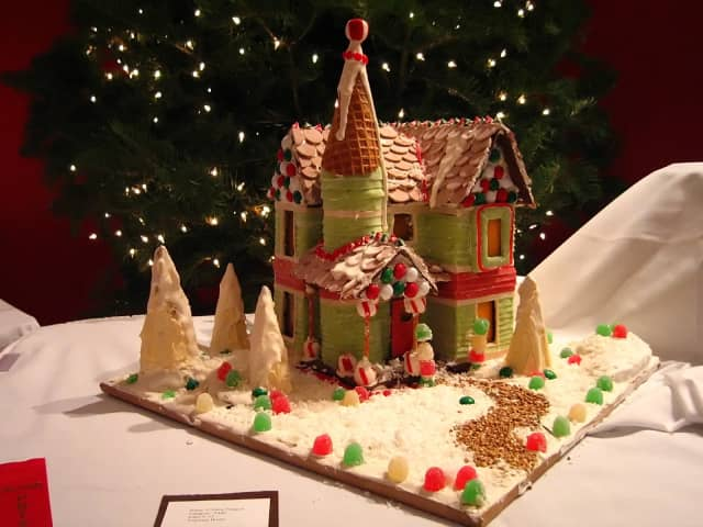 The Somers Historical Society is hosting a gingerbread contest in December.
