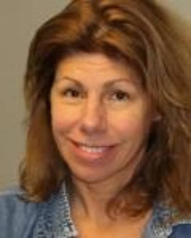 State Police charged a Scarsdale woman with felony driving while intoxicated.