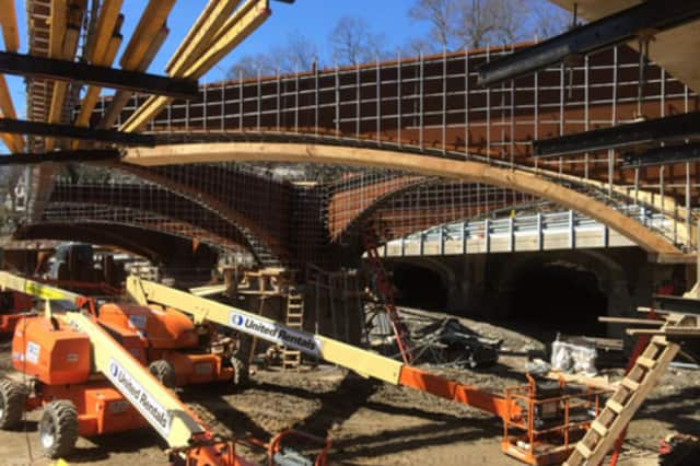 The beginning of demolition of portions of the Crane Road Bridge topped the news in Scarsdale last week.