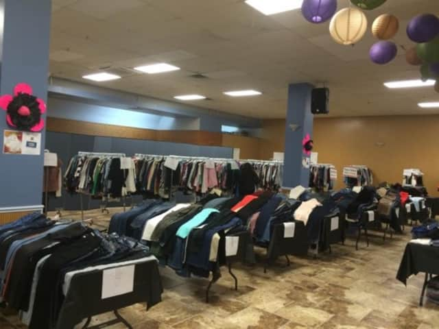 """""""Girl Topia,"""" a one-day used and new clothing boutique, was conducted for Westchester teens."""