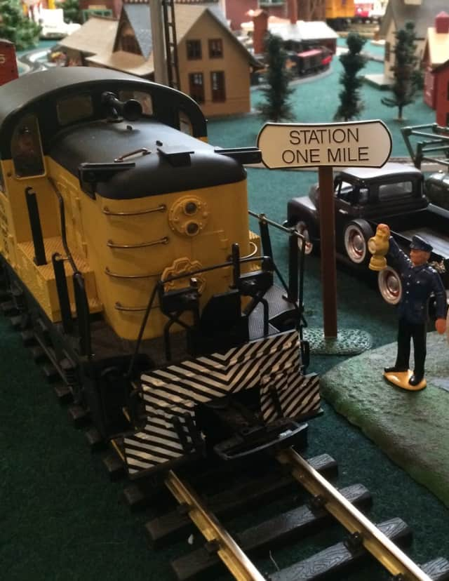 """The Wilton Historical Society's """"Great Trains Holiday Exhibit: An Interactive Wonderland"""""""