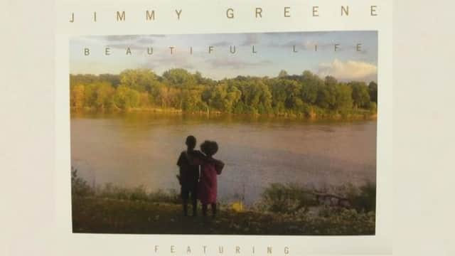 Ana Grace Marquez-Greene and her twin brother, Isaiah, are pictured on the cover of the new CD, 'Beautiful Life.'