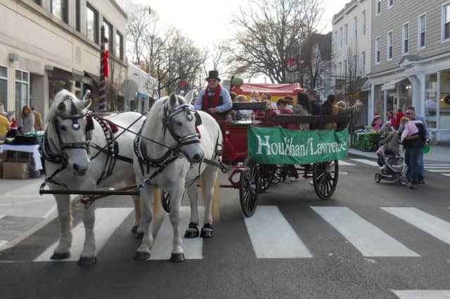 A holiday family festival, Mistletoe Magic, will make its way into Rye on Sunday, Nov. 30.