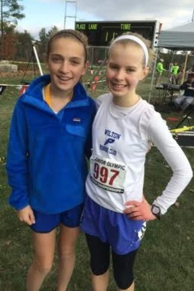 Tess Pisanelli, left, and Angela Saidman.