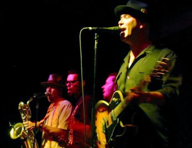 Big Bad Voodoo Daddy will perform at the Ridgefield Playhouse on Thursday, Dec. 18.