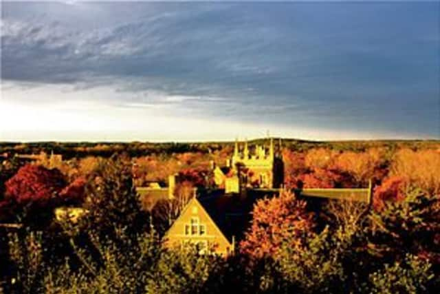 Bowdoin College is in Brunswick, Maine.