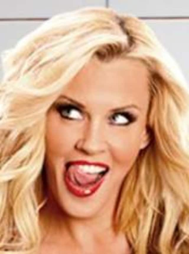 "Jenny McCarthy's ""Dirty, Sexy, Funny"" show comes to the Ridgefield Playhouse on Saturday, Dec. 6."